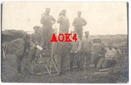 Marinekorps Flandern 1916 Pionierkommando Ostende Oostende Haven Schutsel Vlaak Faschine - Guerre 1914-18