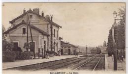ROLAMPONT La Gare (train) - France