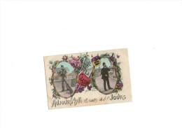 Carte Postale Militaire Héricourt - France