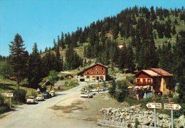 -  CPSM -  06 - Environ De LA BOLLENE-VESUBIE - Turini - Le Sommet Du Col Et Les Hôtels  - 712 - Autres Communes