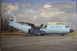 HERCULES   ST LUCIA AIRWAYS  J6 SLO   MIAMI    AIRPORT