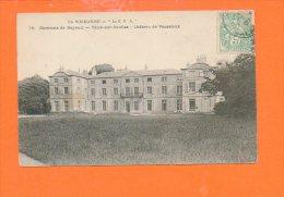 14 Vaux Sur SEULLES : Château De Vaussieux - Other Municipalities