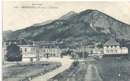 BRIANCON--1581--LA GARE--ECRITE AU VERSO LE 22/7/1929-- - Briancon