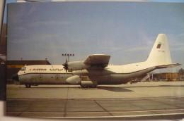 HERCULES   AIR ALGERIE  7T VHK    FRANKFURT AIRPORT - 1946-....: Ere Moderne