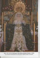 Postal 011780: Virgen Ntra Sra De La Amargura (Antonio Illanes) - Unclassified
