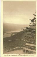 CP 88 Le Lac De Longemer Vu De La Roche Du Diable - France