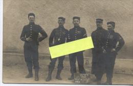 Auxerre 4eme Régiment D'infanterie 1910 Soldat Poilus 14/18 - Guerre, Militaire