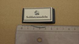 Sachet D'aiguilles Allemand WWII SOLDATENNADELN - 1939-45