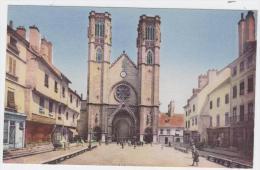 71- CHALON SUR SAÔNE - CATHEDRALE SAINT VINCENT  -      /  1688 - Chalon Sur Saone
