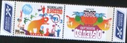 Olanda Pays-Bas Nederland Netherlands 2002 Europa Il Circo Circus 2v Complete Set  ** MNH - Nuovi