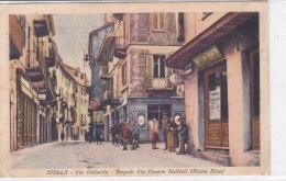 CARD BIELLA RIONE RIVA MOVIMENTATA     COME DA SCANNER  -FP-V-2-0882-19147 - Biella