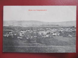 AK LANGENZERSDORF B. Korneuburg 1910  //  D*9962 - Korneuburg