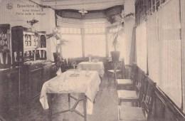 Breedene S/Mer Hôtel Gilbert Petite Salle à Manger Circulée En 1913 - Bredene