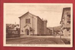 BCHI-02 Chiavari  Nuova Chiesa Del Capuccini Corso Montevideo. Non Viaggiata - Autres Villes