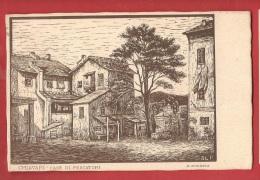 BCHI-07   Chiavari  Casa Di Pescatori   . Viaggiata Verso La Svizzera. - Autres Villes