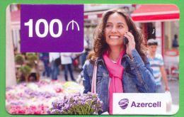 Azerbaijan GSM Prepaid Card - Azercell 100 Manat /Used,but Like UNC / Rare - Azerbaïjan
