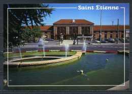 SAINT ETIENNE . La Gare .   Voir Recto - Verso    (S184) - Saint Etienne