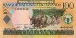 RWANDA -100   Franc  - 01.05.2003  - UNC - Ruanda
