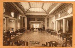 Le Grand Hotel Monte Carlo Old Postcard - Monte-Carlo