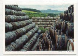 SCOTLAND - AK 181915 Whiskeyfässer Bei Dufftown - Moray