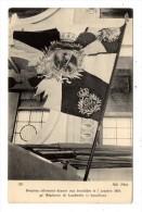Cp , Militaria , Drapeau Allemand Déposé Aux Invalides Le 7 Octobre 1914 , 94 E Régiment De Landwehr , Vierge - War 1914-18