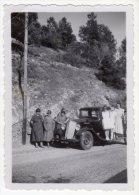 < Automobile Auto Voiture Car >> Belle Petite Photo 6 X 8, Renault Camionnette Famille - Automobiles