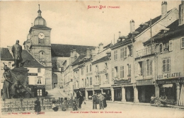 88 SAINT DIE PLACE JULES FERRY - Saint Die