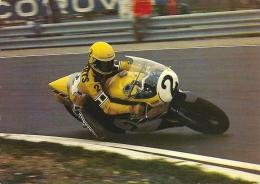 Course Motos , KENNY  ROBERTS  ,YAMAHA     ( Voir Verso ) - Moto