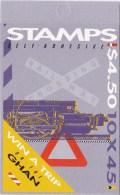 Australia 1993 Trains Mint Folded Booklet - Markenheftchen