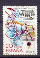 Mtz019 SPORT WIELRENNEN FIETS BICYCLE WORLD CHAMPIONSHIP CYCLING FAHRRAD SPANJE ESPANA 1990 PF/MNH  VANAF1EURO - Transportmiddelen