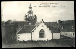 Cpa Du 22  Perros Guirec  -- Chapelle De St Quay       ROSC17 - Perros-Guirec