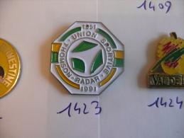 THOMSON RADAR UNION SPORTIVE 1991 - Pin