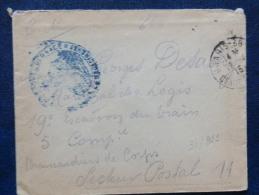 38/922   LETTRE 1915 - Marcofilie (Brieven)