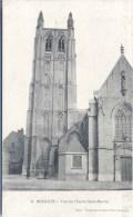CPA Bergues Eglise Saint Martin Tour - Bergues