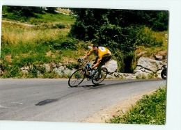 LANCE ARMSTRONG Tour De France 1995 à St LARY SOULAN. 2 Scans. Photo - Cyclisme
