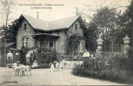 RILLY LA MONTAGNE(MARNE) MAISON FORESTIERE - Rilly-la-Montagne