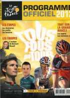 Tour De FRANCE 2012 - PROGRAMME OFFICIEL - Sport