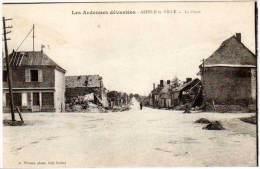 Asfeld La Ville - La Place - France