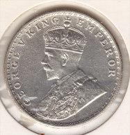 @Y@    BRITISH India 1  Rupee 1918     (2588) - India