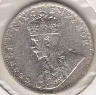 @Y@    BRITISH India 1  Rupee 1917     (2593) - India