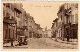 Pont De Vaux, Grande Rue - Pont-de-Vaux