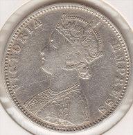 @Y@    BRITISH India 1  Rupee 1900     (2592) - India
