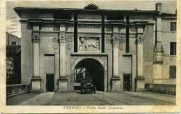 TREVISO - PORTA SANTIL QUARANTA - VG 1932 XMILANO ORIGINALE D´EPOCA 100% - Treviso