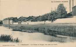 DIEULOUARD - Les Usines Et Forges, Vue Prise Du Canal - Dieulouard