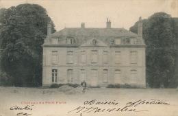 JOUY LE CHATEL - Château Du PETIT PARIS - Autres Communes