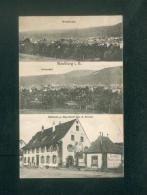 AK - Maulburg I. B. - Westansicht - Ostansicht - Gasthaus Z. Meyerhof ( Gebr. Ebner ) - Otros