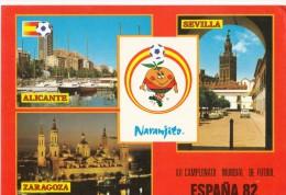 Espana 82 - XII Campeonato Mundial De Futbol - Calcio