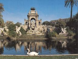 Barcelona - Parc De La Ciutadella, Cascada - Barcelona