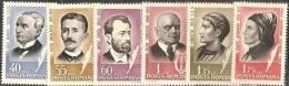 Romania 1965 Nuovo** - Mi.2396/401  Yv.2119/24 - Nuovi