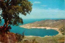 Port De La Selva, Gerona, Spain Postcard Used Posted To UK 1960s Nice Stamp - Gerona